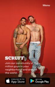 gay dating app 2019 - scruff