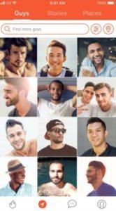 best gay dating apps - Hornet