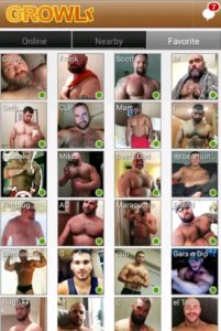 gay dating apps - growlr