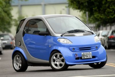 smart by mercedes - gayest cars ever made