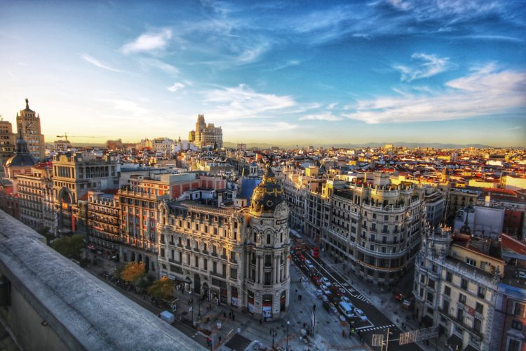 madrid - most lgbt friendly cities