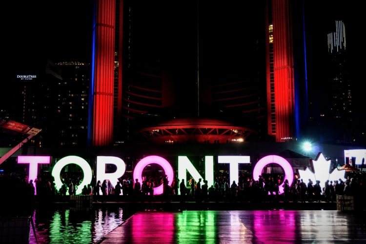 toronto - most gay friendly cities in the worls